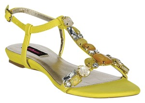 Dollhouse Yellow Sandals