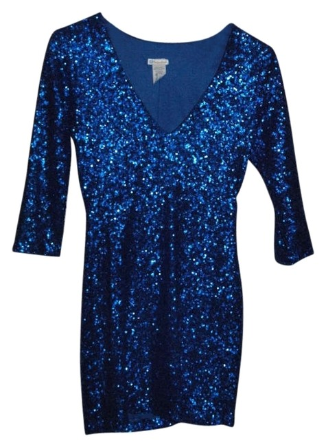 Preload https://img-static.tradesy.com/item/185949/rubber-ducky-productions-inc-blue-mini-night-out-dress-size-4-s-0-0-650-650.jpg