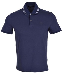 Gucci Men's Polo Polo Men's Polo Polo T Shirt blue