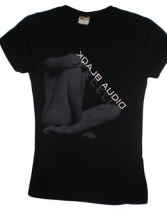 BLaqk Audio T Shirt black