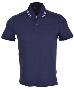 Gucci Men's Polo Polo T Shirt Blue