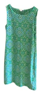 Charter Club short dress Multi greens on Tradesy