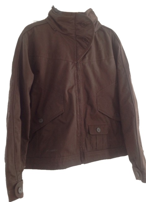 Columbia Sportswear Company Brown Jacket Image 0