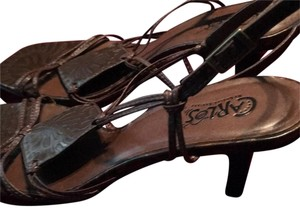 Carlos by Carlos Santana Mahogany brown Sandals