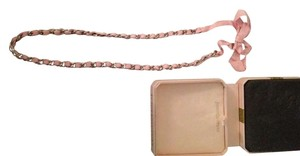 Preload https://item4.tradesy.com/images/juicy-couture-pink-and-silver-ribbon-necklace-185968-0-0.jpg?width=440&height=440