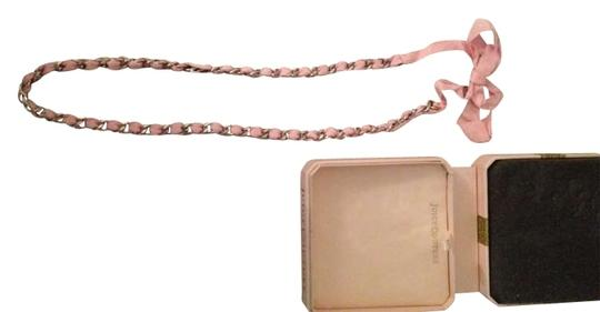 Preload https://img-static.tradesy.com/item/185968/juicy-couture-pink-and-silver-ribbon-necklace-0-0-540-540.jpg