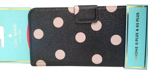 Kate Spade Nwt Kate spade leather wallet for iPhone 6plus and 6splus