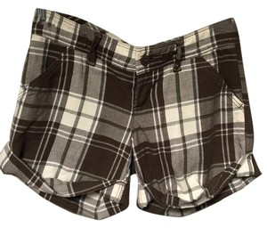 Abercrombie & Fitch Cuffed Shorts