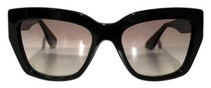 Miu Miu MU 01PS (color) BLACK OVERSIZED MIU MIU SUNGLASSES FREE 3 DAY SHIPPING