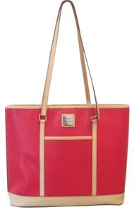 Dooney & Bourke New With Tags 100% Tote in FUSHIA