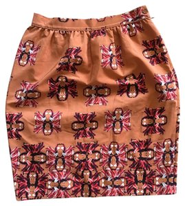 M Missoni Skirt Orange