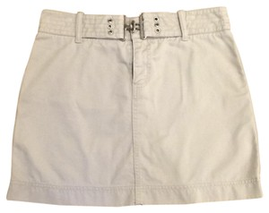 American Eagle Outfitters Mini Skirt Khaki