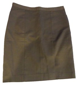 CLUB MONACO Skirt Chocolate Brown