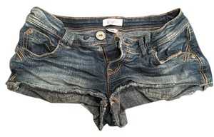 Candie's Cut Off Shorts Denim