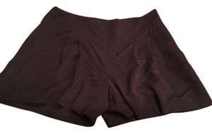Ann Taylor LOFT Mini/Short Shorts Black