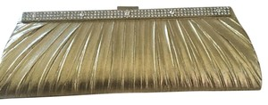 Other Metallic Gold Clutch