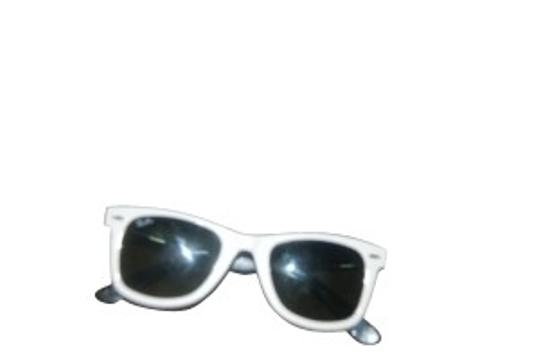 Preload https://item2.tradesy.com/images/ray-ban-white-sunglasses-186-0-0.jpg?width=440&height=440