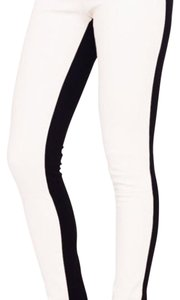 Club Monaco Black and white Leggings