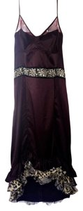 Roberto Cavalli - Just Maroon Dress