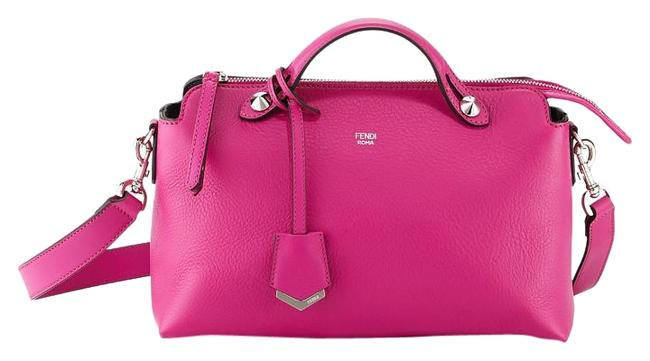 Item - New Small By The Way Convertible Magenta Pink Leather Shoulder Bag