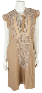 By Malene Birger short dress Tan on Tradesy