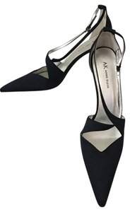 Anne Klein Pump Formal Wear Navy Blue Pumps