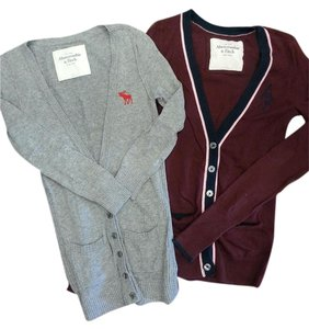 Abercrombie & Fitch Sweater Cardigan