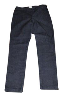 Chico's To The Ankle Size 0 Skinny Jeans-Dark Rinse