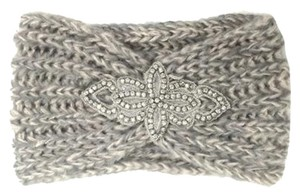 Mohair Embellished Headband, Free Shipping
