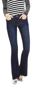 Banana Republic Denim New Nwt Flare Leg Jeans-Dark Rinse