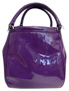 Malo Large Tote in Purple