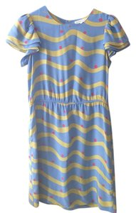 See by Chloé Silk French Light Dress
