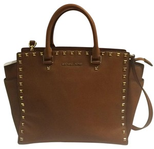 Michael Kors Tote in Camel Brown