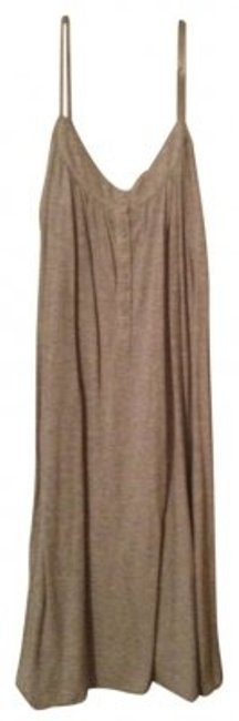 Preload https://item2.tradesy.com/images/gap-gray-knee-length-casual-maxi-dress-size-6-s-186061-0-0.jpg?width=400&height=650