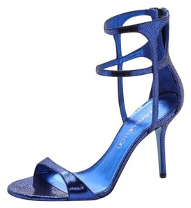 Tamara Mellon Blue Sandals