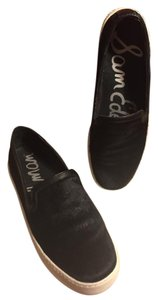 Sam Edelman Black/White Flats