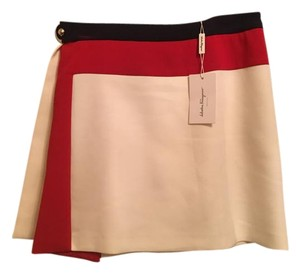 Salvatore Ferragamo Skirt Multi color