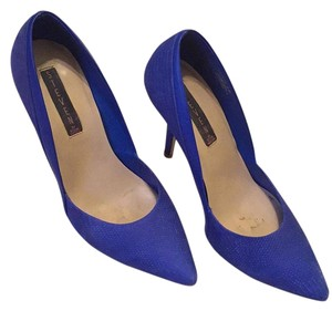 Steven by Steve Madden Blue Pumps