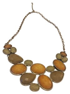 New York & Company Fabulous Bib Necklace