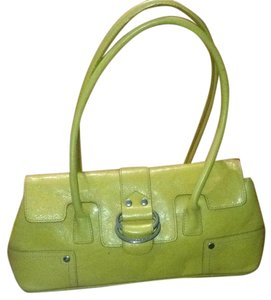 Franco Sarto Satchel in Mustard Yellow