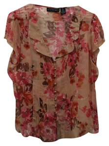 Separates by New York city and design co Top pink multi