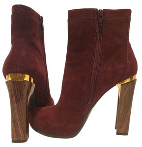 Nine West Wine Boots
