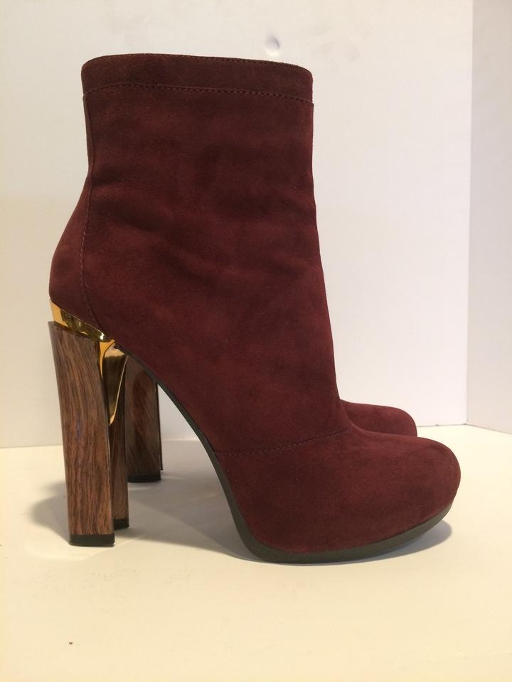 44a9faad803e Nine West Nwmavenue Suede Boots Booties Size US 6.5 Regular (M