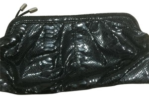 H&M Black Clutch