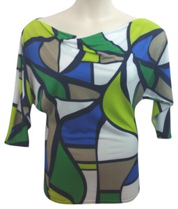 FAUST COUTURE Made In France Stretchy Top