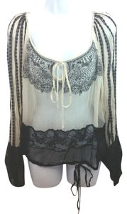 DERHY Silk Top