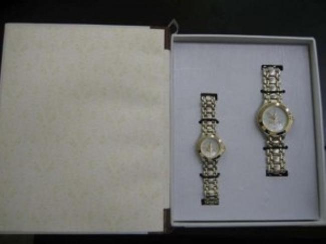 Item - Gold & Silver His Hers Disney Watches Other