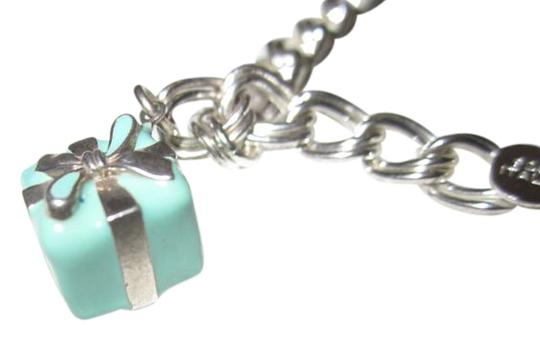 Preload https://item4.tradesy.com/images/tiffany-and-co-tiffany-blue-box-charm-bracelet-sterling-silver-925-2-link-italy-18608998-0-1.jpg?width=440&height=440