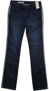 Express Denim Straight Leg Jeans