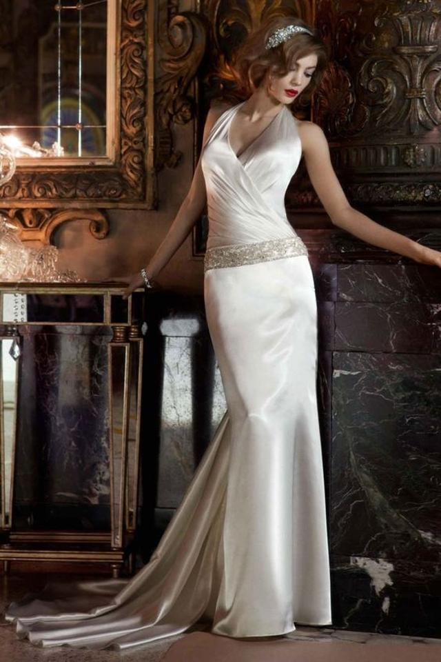 Designer clothing and accessories up to 90 off at tradesy galina galine signature wedding dress wedding dress junglespirit Gallery